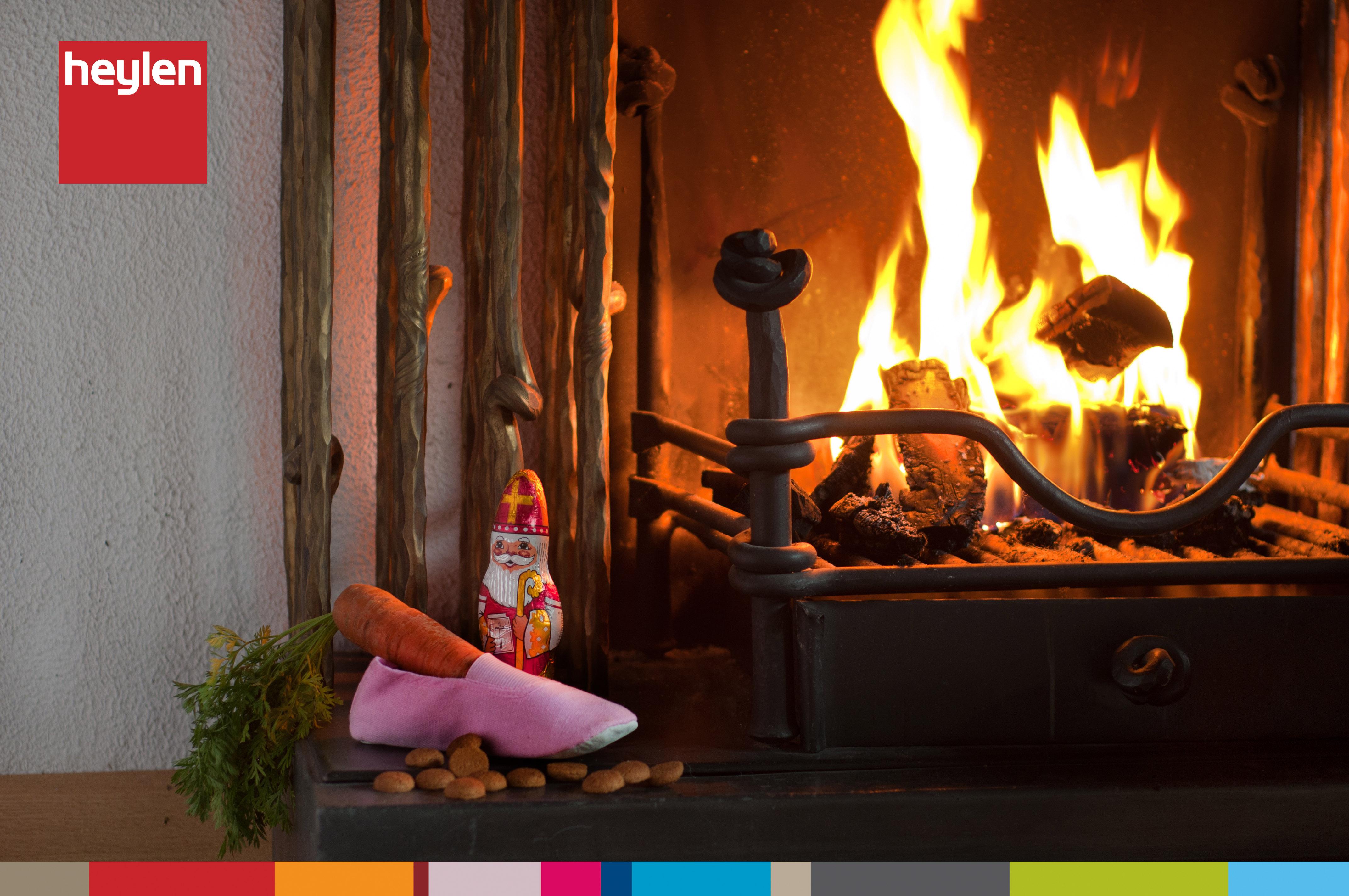 Sinterklaas actie bij meubelen Heylen