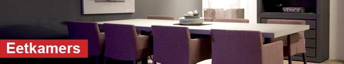 eetkamers en stoelen, eetkamertafels