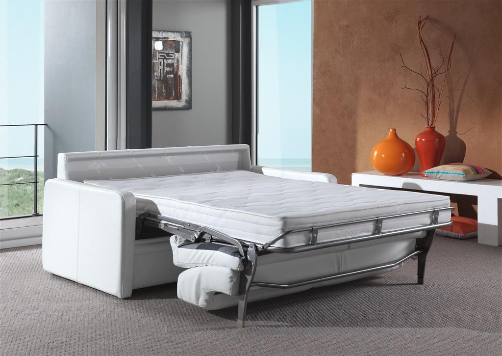 Slaapbank, sofabed, Arco, bed, zetel, salon