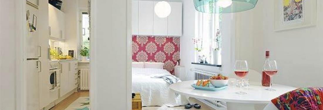 Klein appartement - Decoratie klein appartement ...