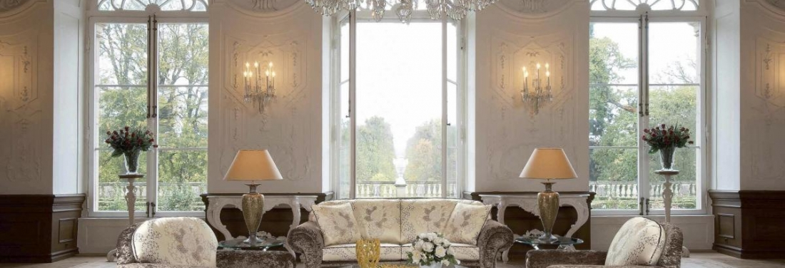 Interieur tip luxueus interieur