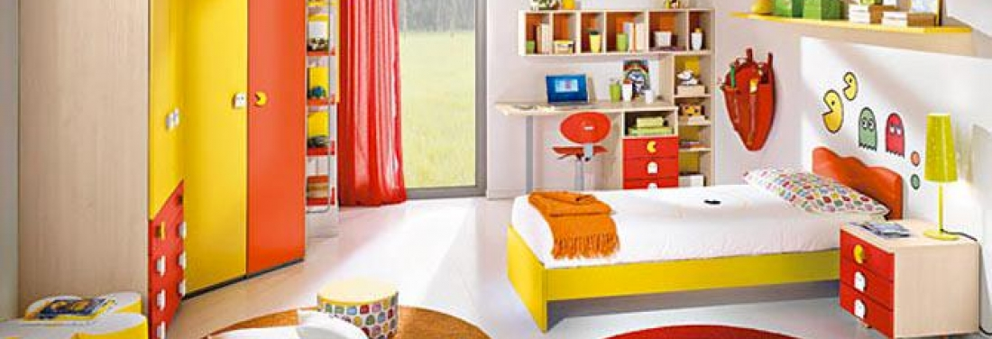 Conseils pour choisir la bonne palette de couleurs dans la chambre d ...