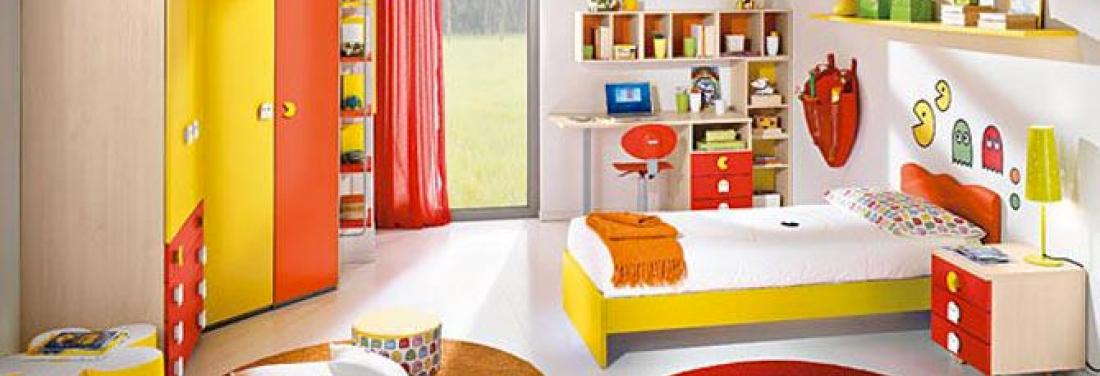 Couleurs de chambre couleur chambre moderne1 couleur for Peindre une chambre de fille