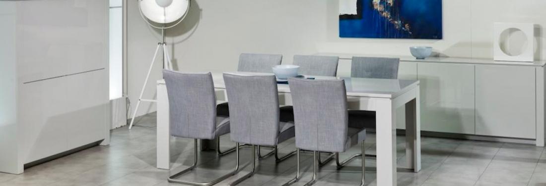 Design eetkamertafels voor een moderne eetkamer for Design eetkamers