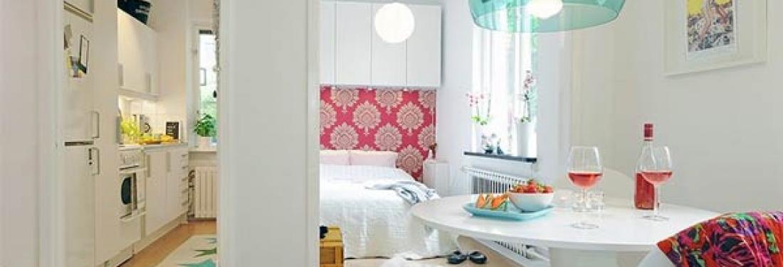 Hoe kan je een klein appartement slim inrichten meubelen heylen - Een klein appartement ontwikkelen ...