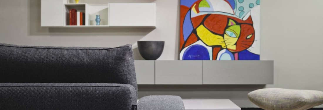 Maak een moderne woonkamer meubelen heylen for Moderne slaapkamer catalogus