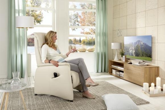 Relaxfauteuil fabry meubelen heylen for Interieur plus peer