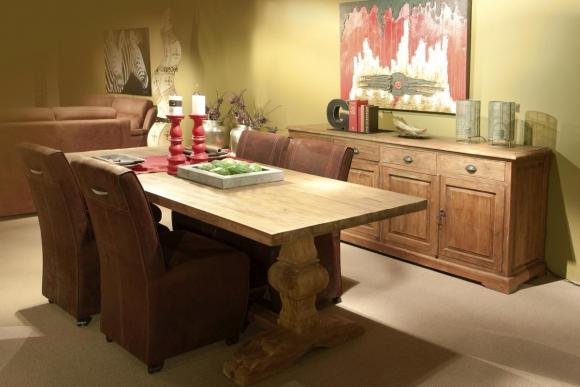 Salle manger bas meubelen heylen for Interieur plus peer