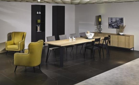 Salle manger boris meubelen heylen for Interieur plus peer
