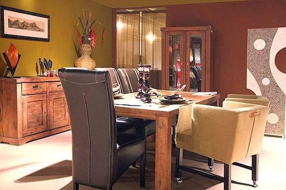 Salle manger havanna meubelen heylen for Interieur plus peer
