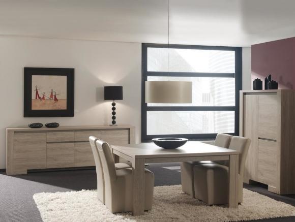 Salle manger salsa atrium meubelen heylen for Interieur plus peer