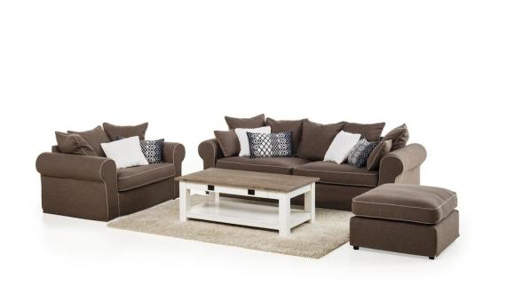 Salon soleil meubelen heylen for Interieur plus peer