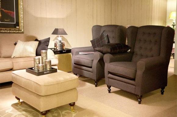 Salon elegance meubelen heylen for Interieur plus peer