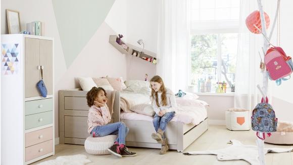 Lifetime Kinderkamer Set : Lifetime kinderkamers sleepover meubelen heylen