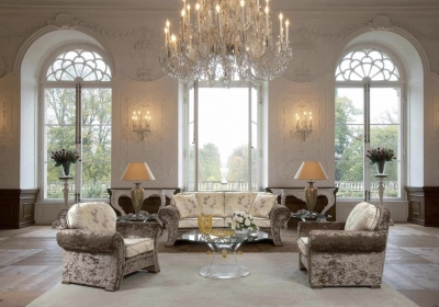 Interieur tip luxueus interieur
