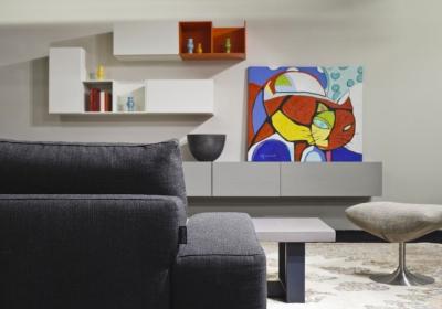 moderne woonkamer | Meubelen Heylen