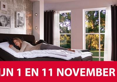 Meubelen Heylen open op 1 en 11 november