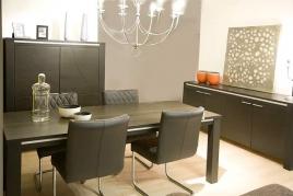 Design eetkamertafels voor een moderne eetkamer meubelen heylen - Moderne eetkamerstoel eetkamer ...