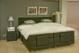 Boxspring Luxe