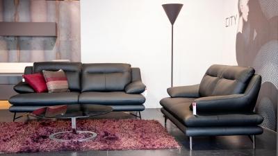 Salon Calyse, moderne zetel met verstelbare rugleuning